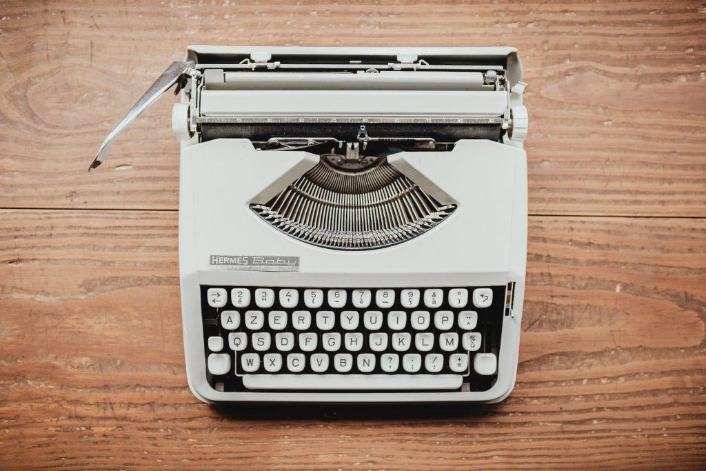 kirjoituskone