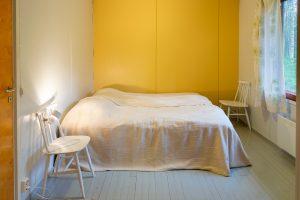 makuuhuone, sänky